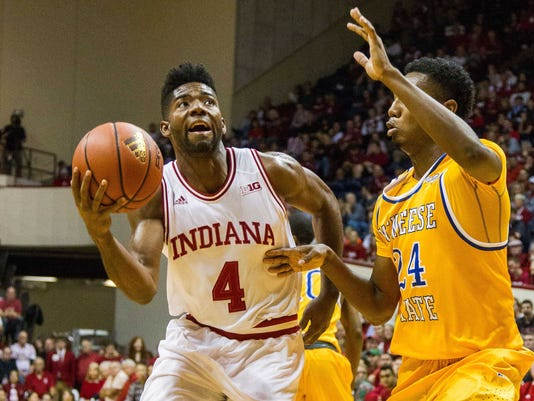 NCAA Basketball: McNeese State at Indiana