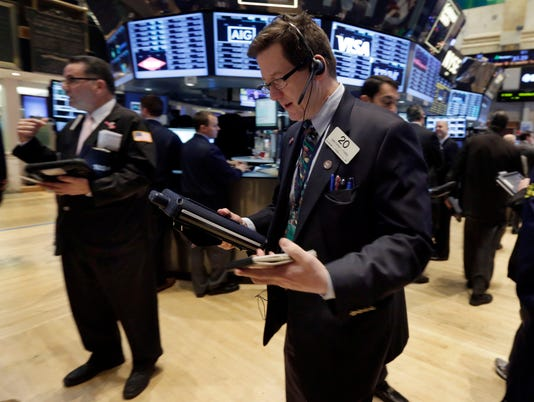 Dow, S&P 500 finish at record highs
