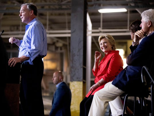 Clinton to white, working-class voters: I'll 'fight' for you