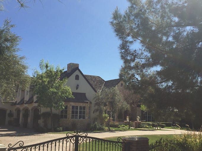 Luxury Homes Larry The Cable Guy Buys 3 6m Scottsdale
