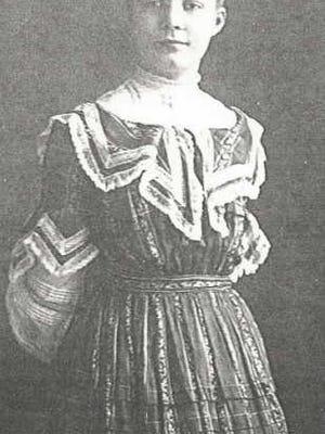Seventeen year old Sophia Elliot Fultz, aka Grandma Shy, of Cheboygan