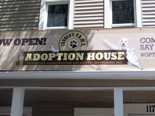Dog rescue organization Tanner's P.A.W.S. is now open