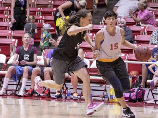 USG Gold Women Basketball 2