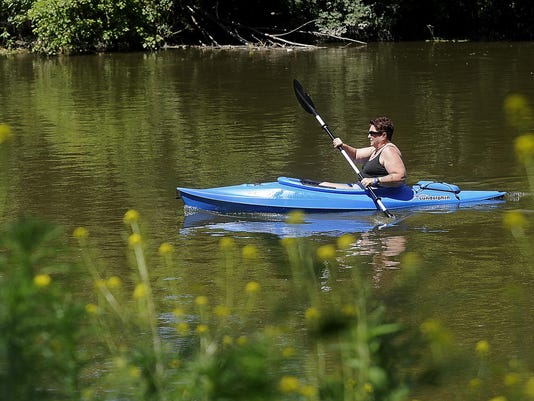 Standalone - Wild Art - Big Sioux River