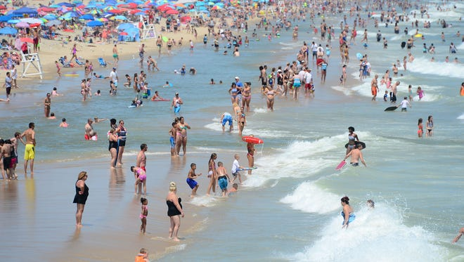 A seasonal workforce needs summer housing, and rentals fill up fast during the early spring in Ocean City.