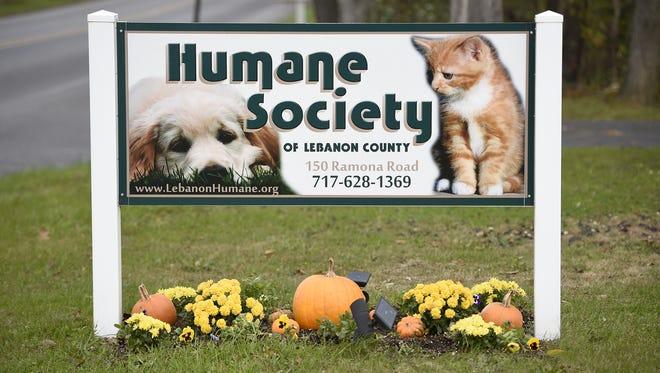 Humane Society of Lebanon County
