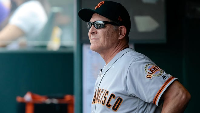 Righetti had been the Giants pitching coach since 2000.