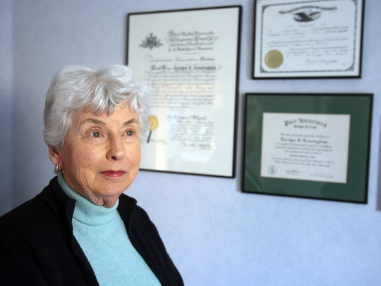 Carolyn Cunningham is a longtime environmental advocate