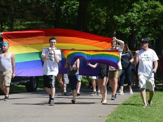 LAN Pride Walk