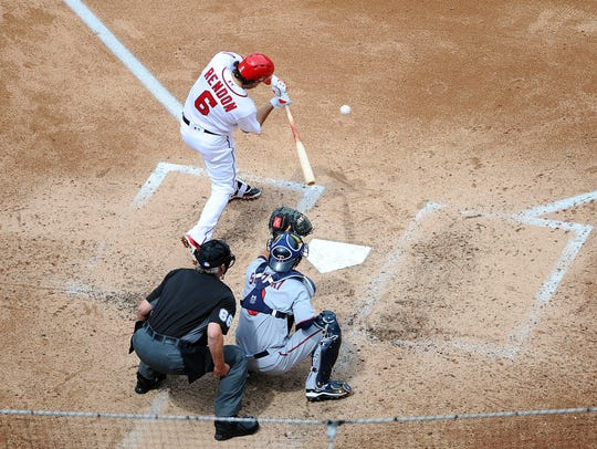 Anthony Rendon has one RBI in 21 games for the Nationals.
