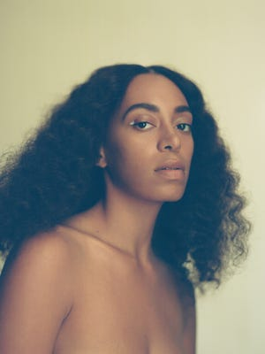 Solange Knowles will be performing at this year's Warchant on Nov. 15.