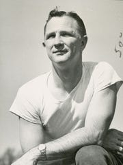 Bobby Dodd was quarterback at the  University of Tennessee  from 1928-30. He was later coach at Georgia Tech from 1945-67.  He was inducted into the College Football Hall of Fame as a player in 1959 and as a coach in 1993.