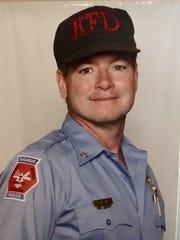 Capt. Dean Fontaine