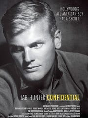 "The poster from the film ""Tab Hunter Confidential"""