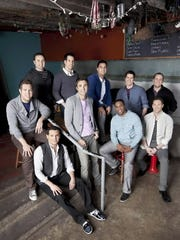 A capella group Straight No Chaser will perform twice at Hershey Theatre on Sunday, Dec. 4.