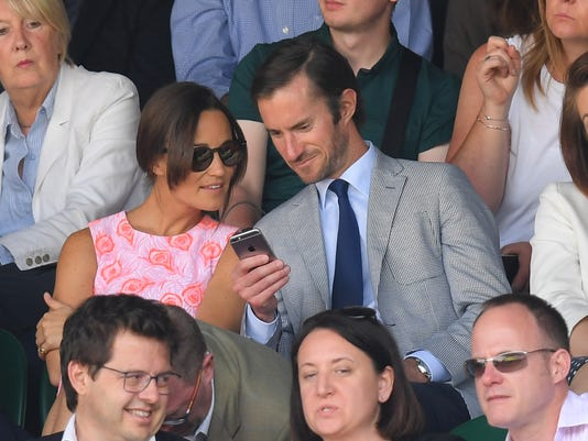 Who Is Pippa Middleton S Fiance