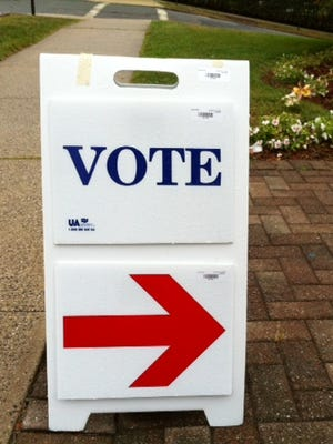 This year's local fall elections take place Nov. 3.