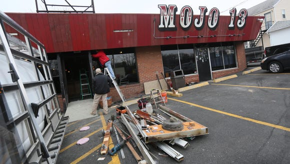 Mojo 13 is undergoing renovations as new owners breathe