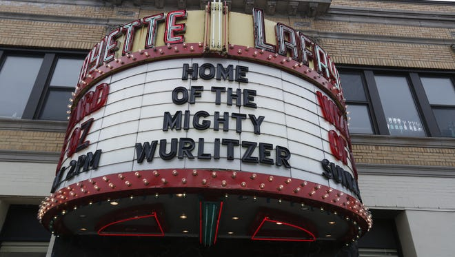 The Lafayette Theater will screen classic films through December as part of its film festival.