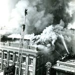 The Golden Hotel burns in 1962 and kills six people in downtown Reno.