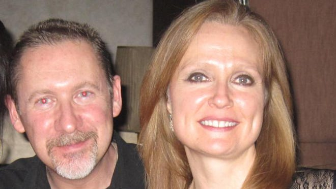 Just hours before Malaysia announced Monday night the plane was lost, American teacher Sarah Bajc, 48, sat in her Beijing apartment and repeated her conviction that the passengers on missing Malaysia Airlines Flight 370 were still alive, including her partner, Philip Wood, 50. an IBM executive from Texas.