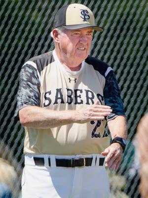 Franklin High School baseball coach Jim Hughes topped the 900-victory plateau this season.