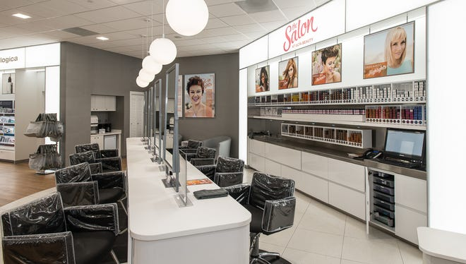 A 950-square-foot The Salon at Ulta Beauty will be part of the store planned at One Bellevue Place.