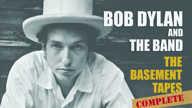 Bob Dylan's 'The Basement Tapes Complete' will be released on Nov. 4.