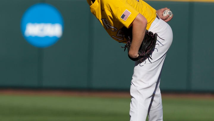 LSU did not panic after getting blown out in opener, won 2 straight over Gators for series