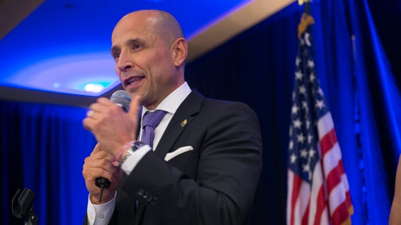 David Garcia, a Democrat, is expected to announce his