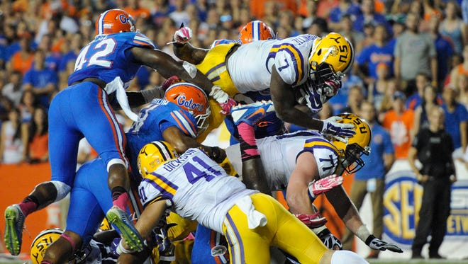 LSU will play Florida in a game rescheduled because of Hurricane Matthew. The two teams will play Nov. 19 in Baton Rouge.