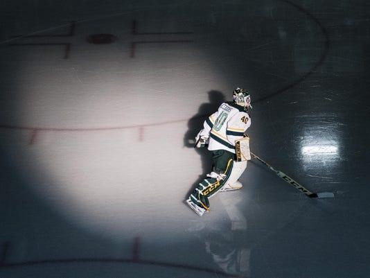 Maine vs. Vermont Men's Hockey 11/18/16