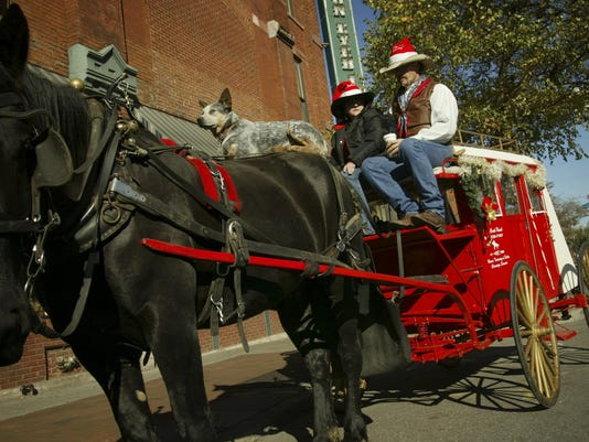 Sugar Creek Tours and Carriage Rides