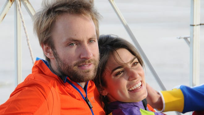 Actress Nikki Reed, right, and musician Paul McDonald are separating after two years of marriage.