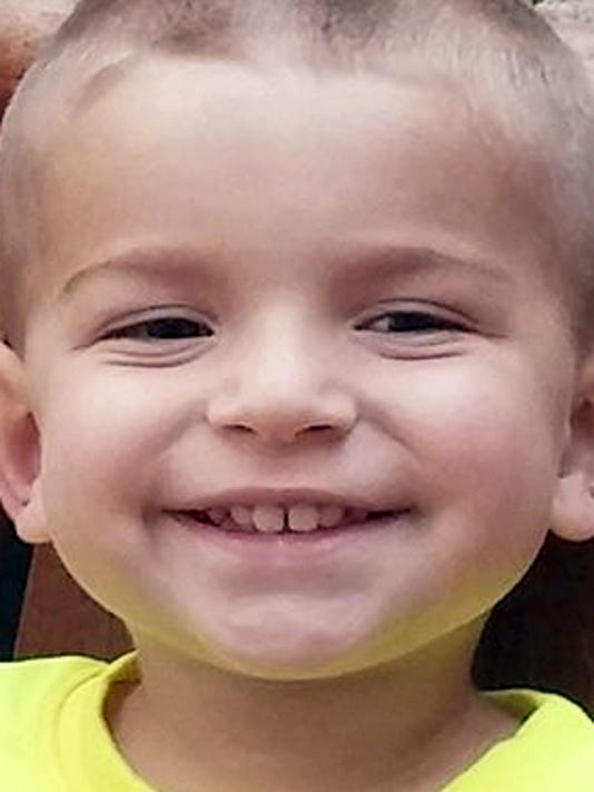 Chase Lamer: Son of Michael and Andrea Lamer of Hanover, and grandson of Bryan and Leatha Ketterman of Littlestown, and Terry and Nancy Lamer of Dillsburg, turns 3 on June 28.