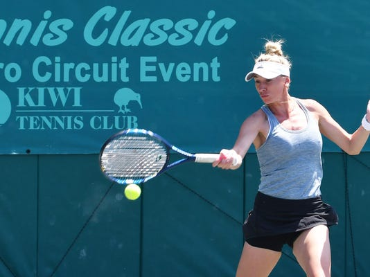 Kiwi tennis finals
