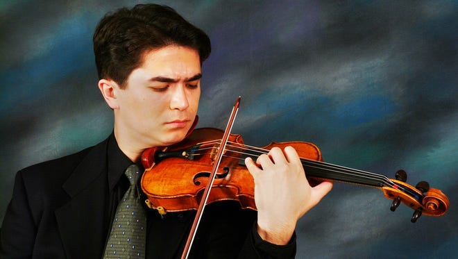 Omar Chen Guey is a prizewinner at both Tibor Varga and Lipizer International Violin Competitions.