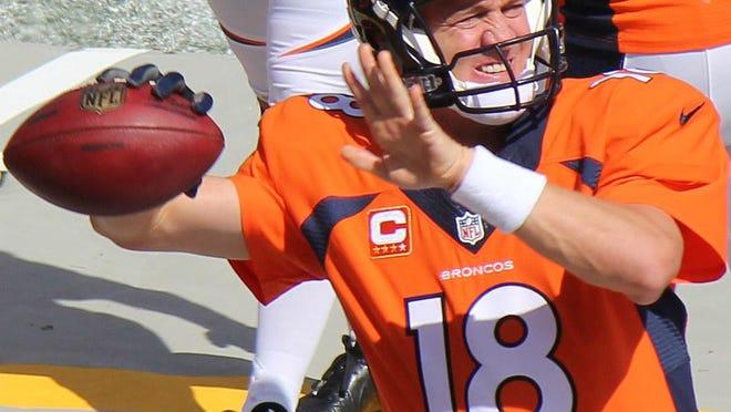 Peyton Manning played 18 seasons of football.
