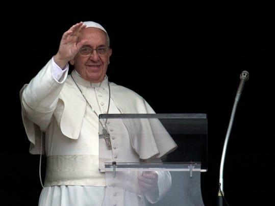 AP Vatican Pope