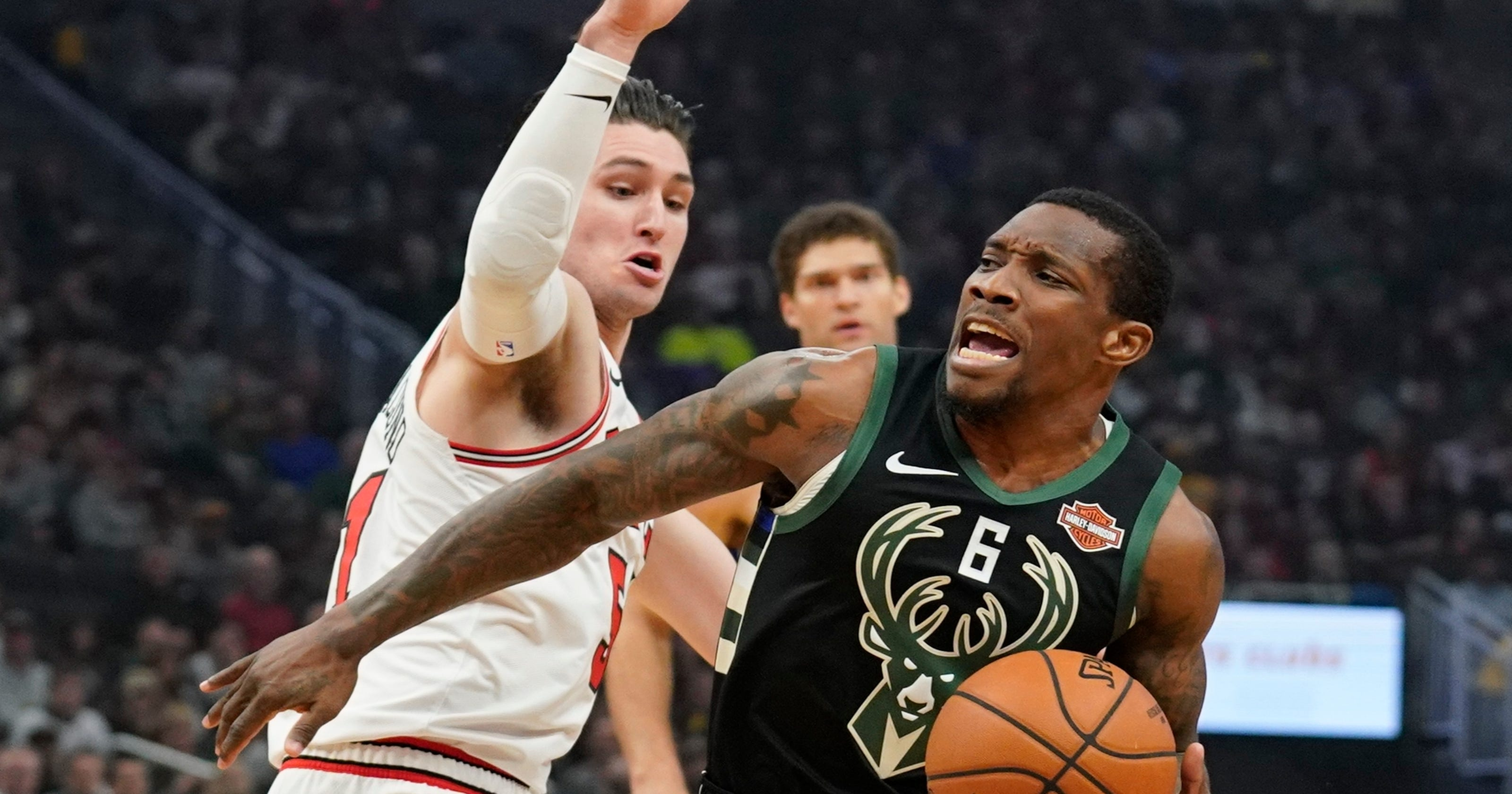 Bucks 123, Bulls 104 46-point outburst turns game around