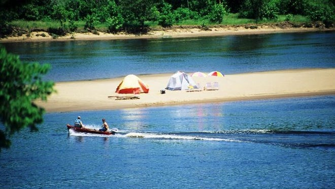 Camping at public and private campgrounds in Wisconsin has its differences.