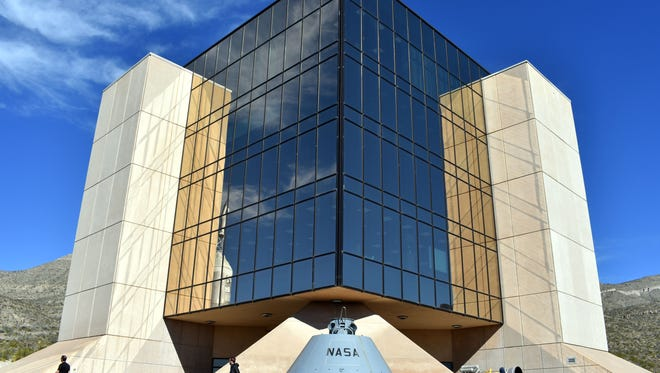 The New Mexico Museum of Space History