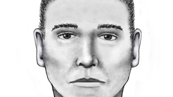 Latest sketch of the Phoenix serial shooting suspect