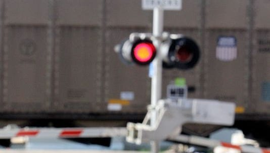Tracks were closed Friday, May 4, in Belle Plaine, after an early morning accident on the Union Pacific Railroad.