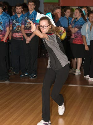 Rockledge freshman bowler Monique Koehler was voted FLORIDA TODAY's Athlete of the Week.