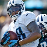 5 things we learned from Titans' first practice in pads