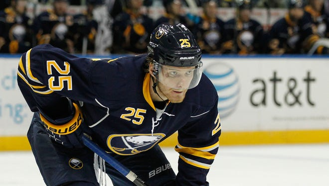 Mikhail Grigorenko has produced 2 goals, 1 assist and 3 points in 15 games with the Sabres this season.