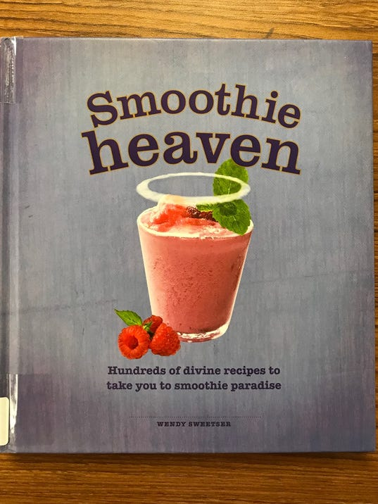 Smoothie Heaven by Wendy Sweetser