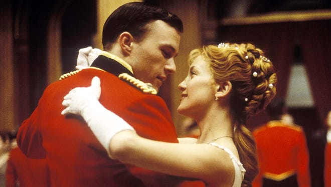 """Heath Ledger as Harry and Kate Hudson as Ethne in """"The Four Feathers."""""""