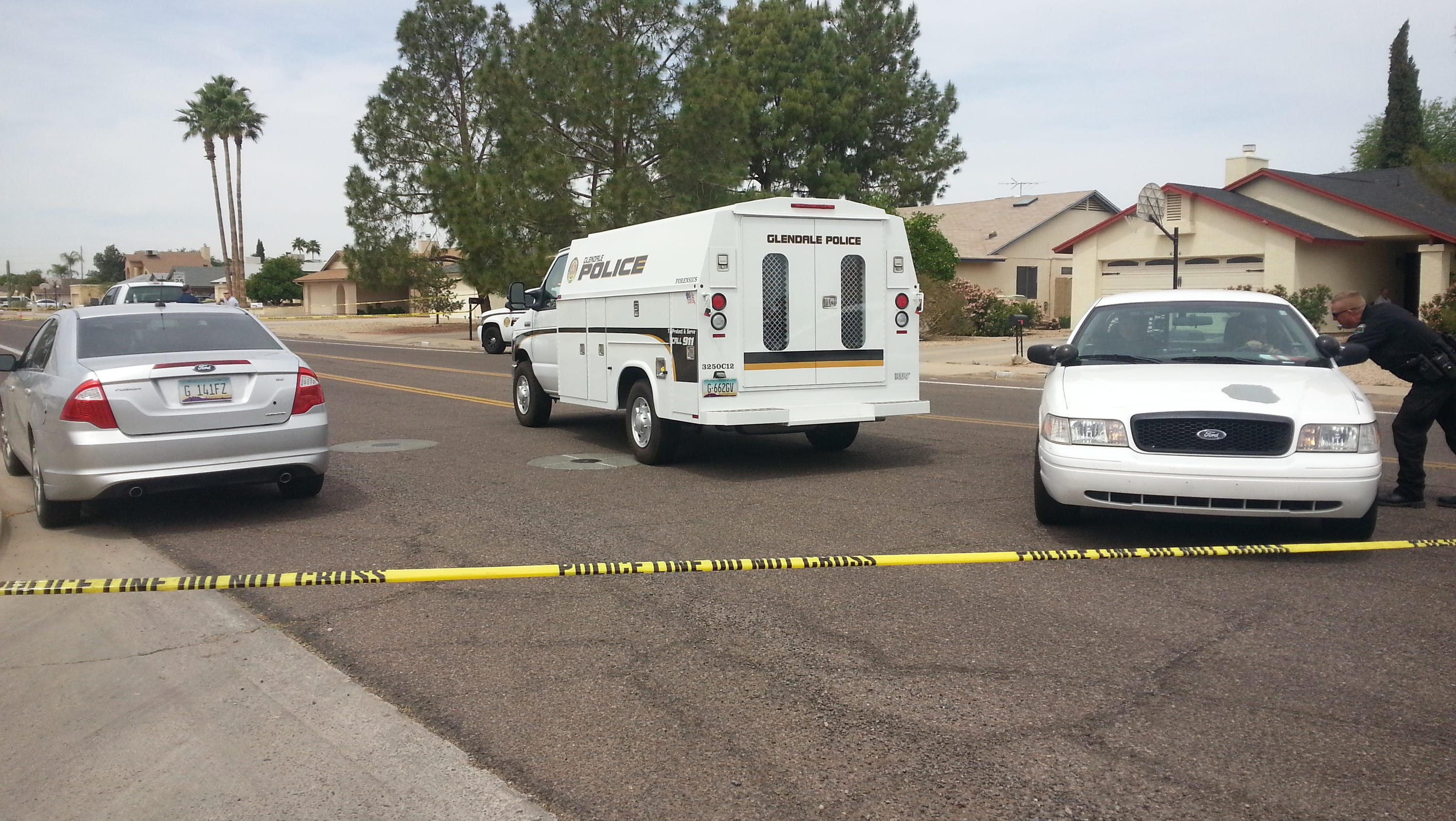 Police Peoria Man Stabbed By Unknown Assailants In Glendale